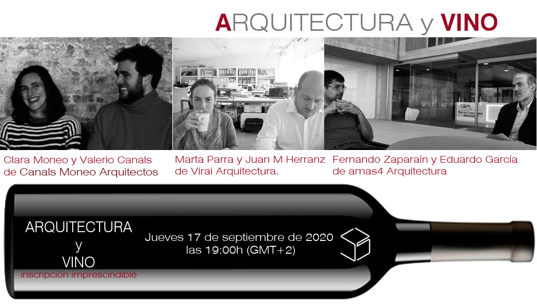 debate arquitectura y vino