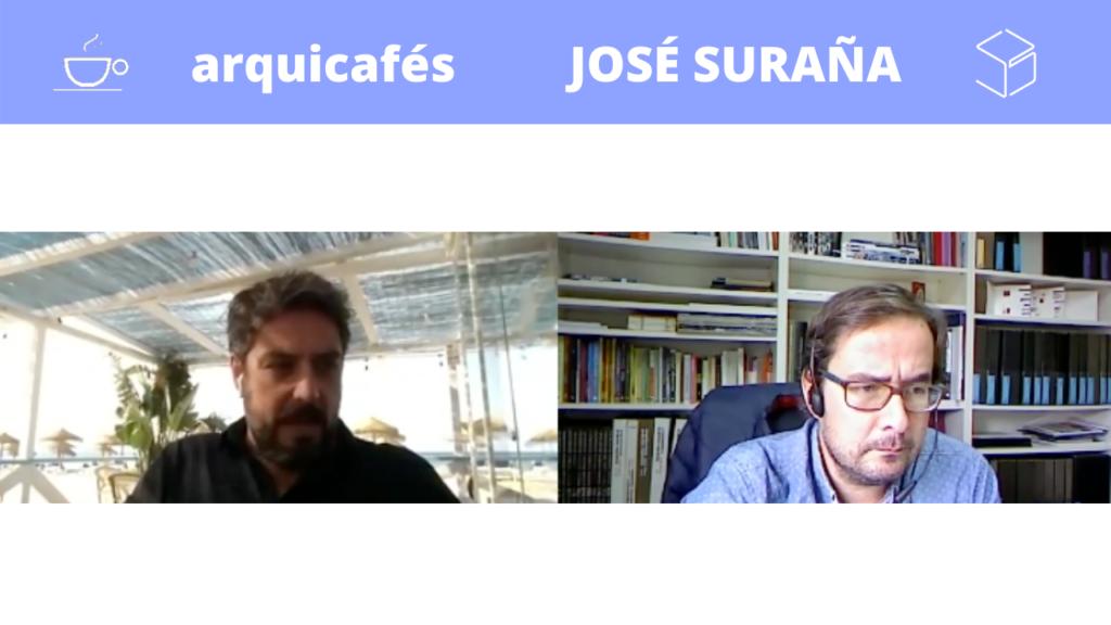 Arquicafé con Jose Suraña