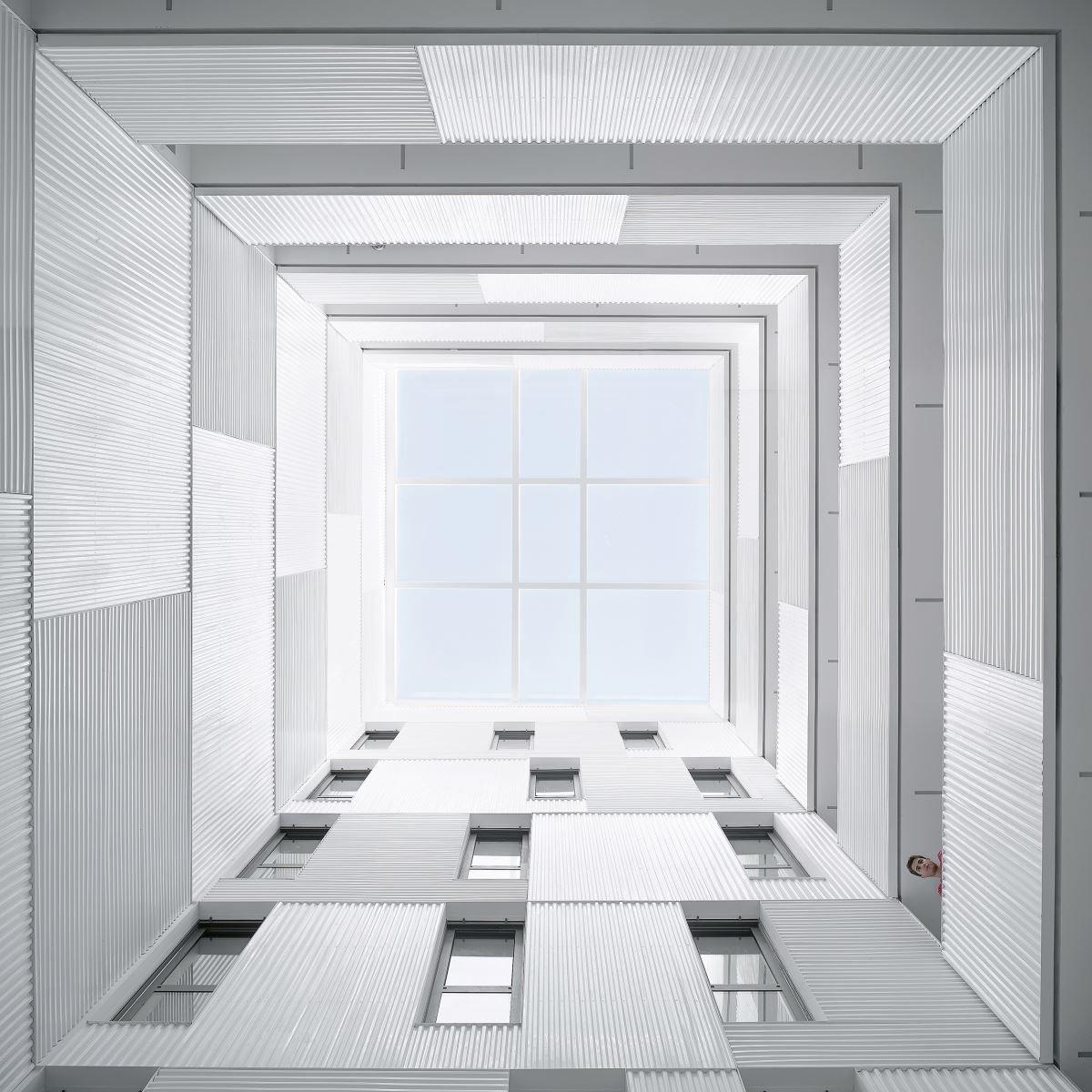 Edificio de 73 viviendas de alquiler en Málaga #ProyectoDelDía 2