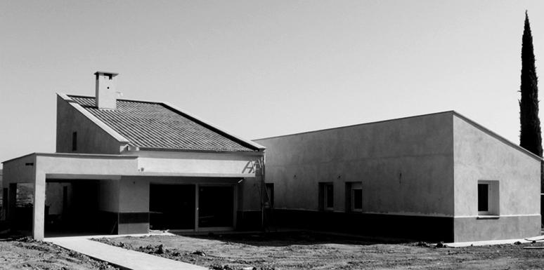 Casa Rima. Unifamiliar en  Irache (Navarra). por Stepienybarno
